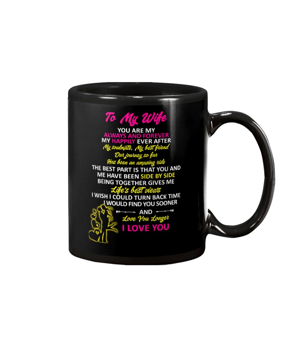 WF021 - GIFT FOR WIFE Mug
