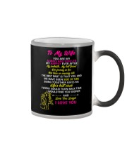 WF021 - GIFT FOR WIFE Color Changing Mug thumbnail