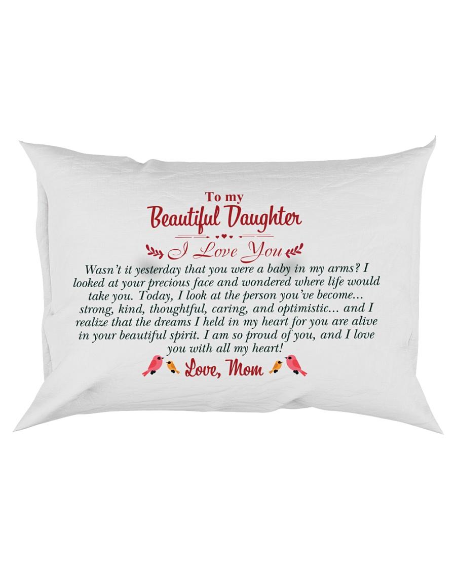 MY DAUGHTER - WASN'T IT YESTERDAY Rectangular Pillowcase