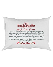 MY DAUGHTER - WASN'T IT YESTERDAY Rectangular Pillowcase front