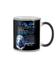 SD009 GIFT FOR SON Color Changing Mug thumbnail