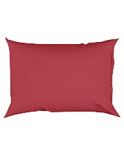 TO MY WIFE - LOVE MAKES US FOREVER TOGETHER Rectangular Pillowcase back