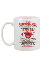 WF025 - GIFT FOR WIFE Mug back