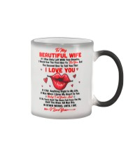 WF025 - GIFT FOR WIFE Color Changing Mug thumbnail