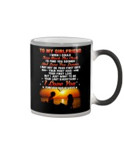 GF032 - GIFT FOR GIRLFRIEND Color Changing Mug thumbnail