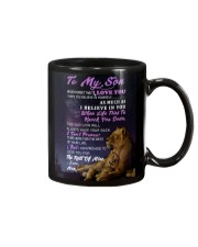 SM009 GIFT FOR SON Mug tile