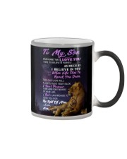 SM009 GIFT FOR SON Color Changing Mug thumbnail