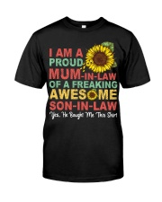 ULS001 - PERFECT GIFT FOR MOTHER-IN-LAW Classic T-Shirt thumbnail