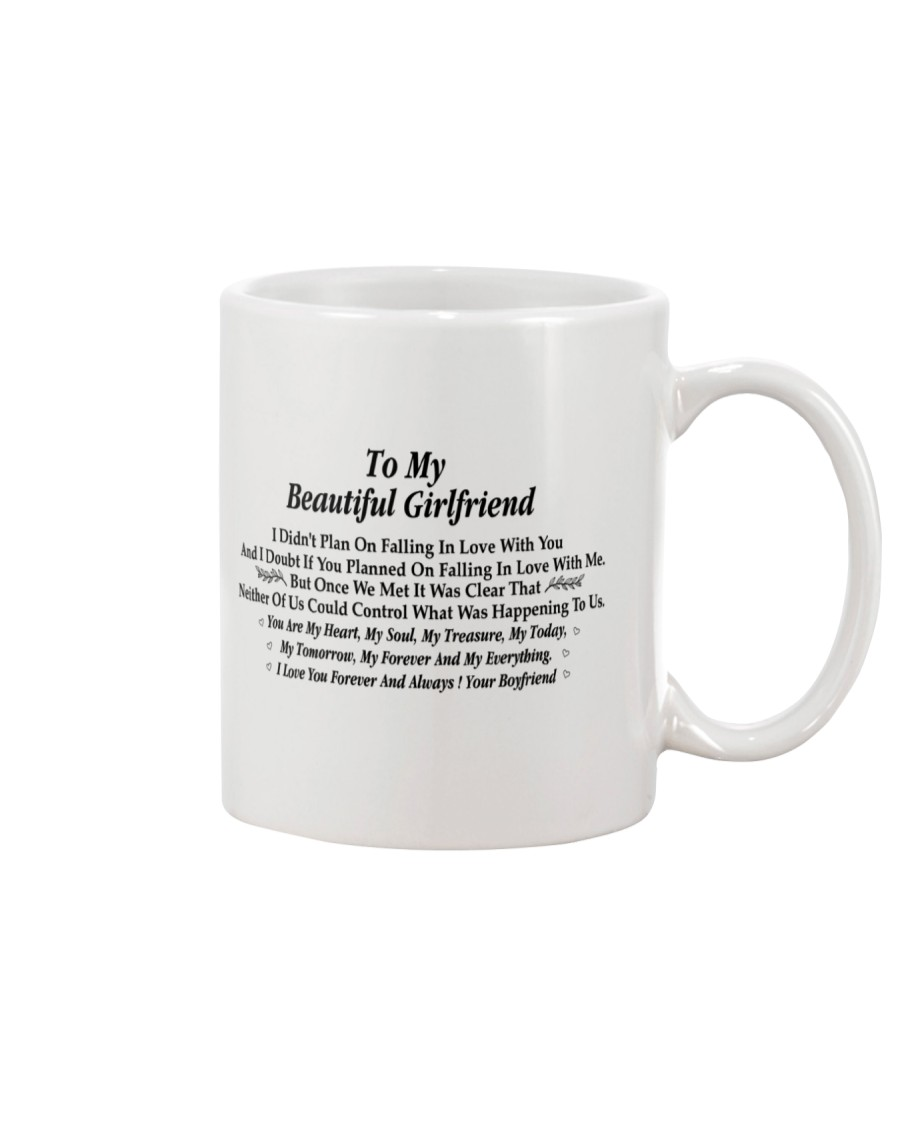 GF030 - GIFT FOR GIRLFRIEND Mug