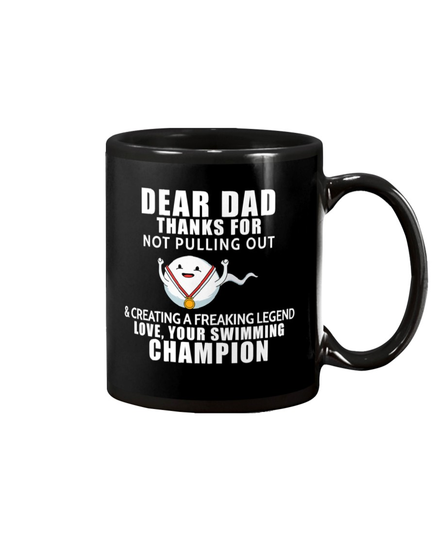 DDS001 - GIFT FOR DAD - FATHER'S DAY GIFT Mug