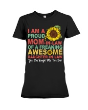 MLD001 - PERFECT GIFT FOR MOTHER-IN-LAW Premium Fit Ladies Tee thumbnail