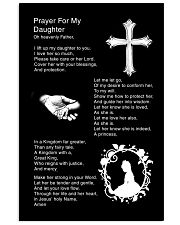 PRAYER FOR MY DAUGHTER 24x36 Poster front