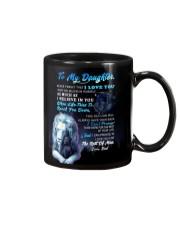 DD024 GIFT FOR DAUGHTER Mug thumbnail