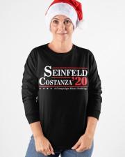 seinfeld 2020 shirt Long Sleeve Tee apparel-long-sleeve-tee-lifestyle-front-41
