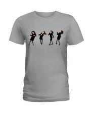 elainedancing-seinfeld Ladies T-Shirt thumbnail