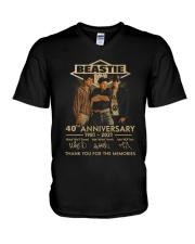 beastie-anniversary-2021 V-Neck T-Shirt thumbnail