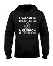 A VALCAN tshirt Hooded Sweatshirt thumbnail