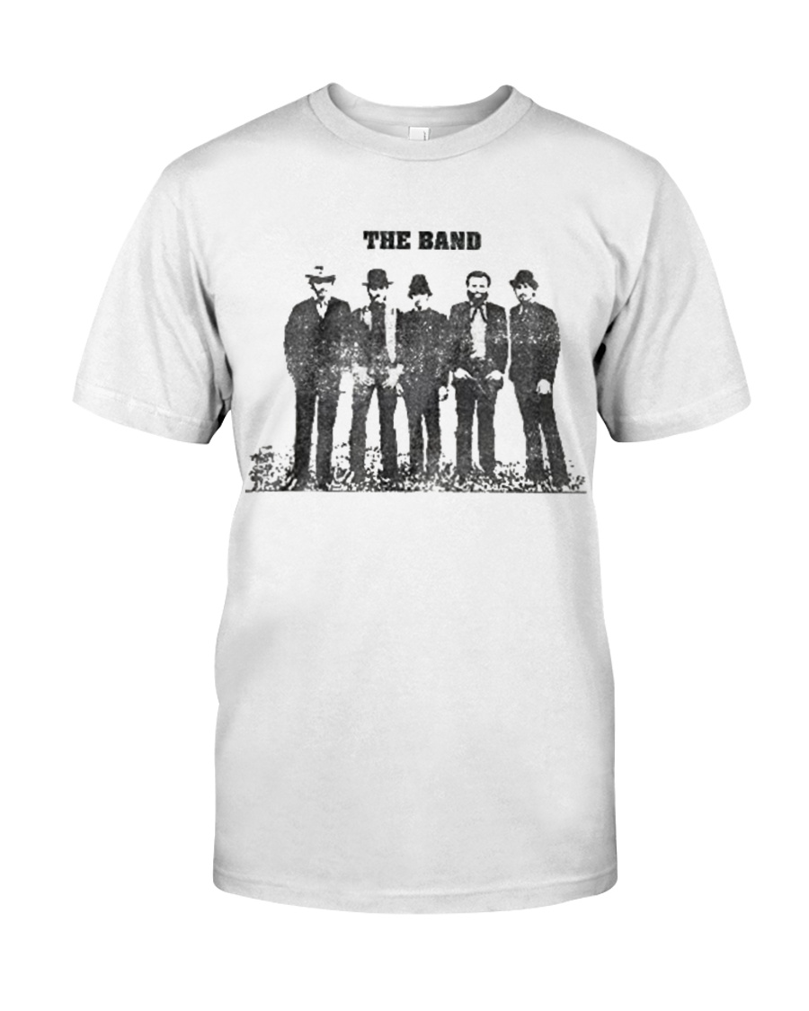 THE BAND SHIRT Classic T-Shirt