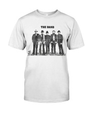 THE BAND SHIRT Classic T-Shirt front