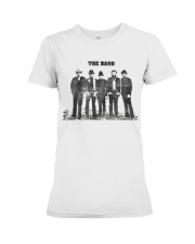 THE BAND SHIRT Premium Fit Ladies Tee thumbnail