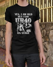 ALI40 Classic T-Shirt apparel-classic-tshirt-lifestyle-21