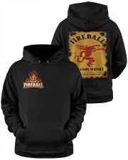 bridget hatfield fireball hoodie Hooded Sweatshirt apparel-hooded-sweatshirt-lifestyle-front-37