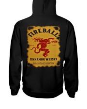 bridget hatfield fireball hoodie Hooded Sweatshirt back