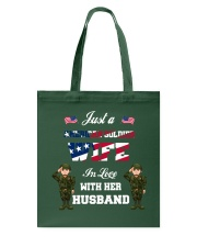 The Love Of Wives Tote Bag thumbnail