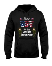 The Love Of Wives Hooded Sweatshirt thumbnail