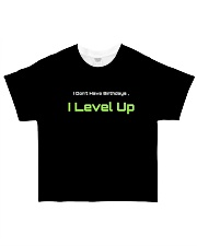Level it Up All-over T-Shirt front