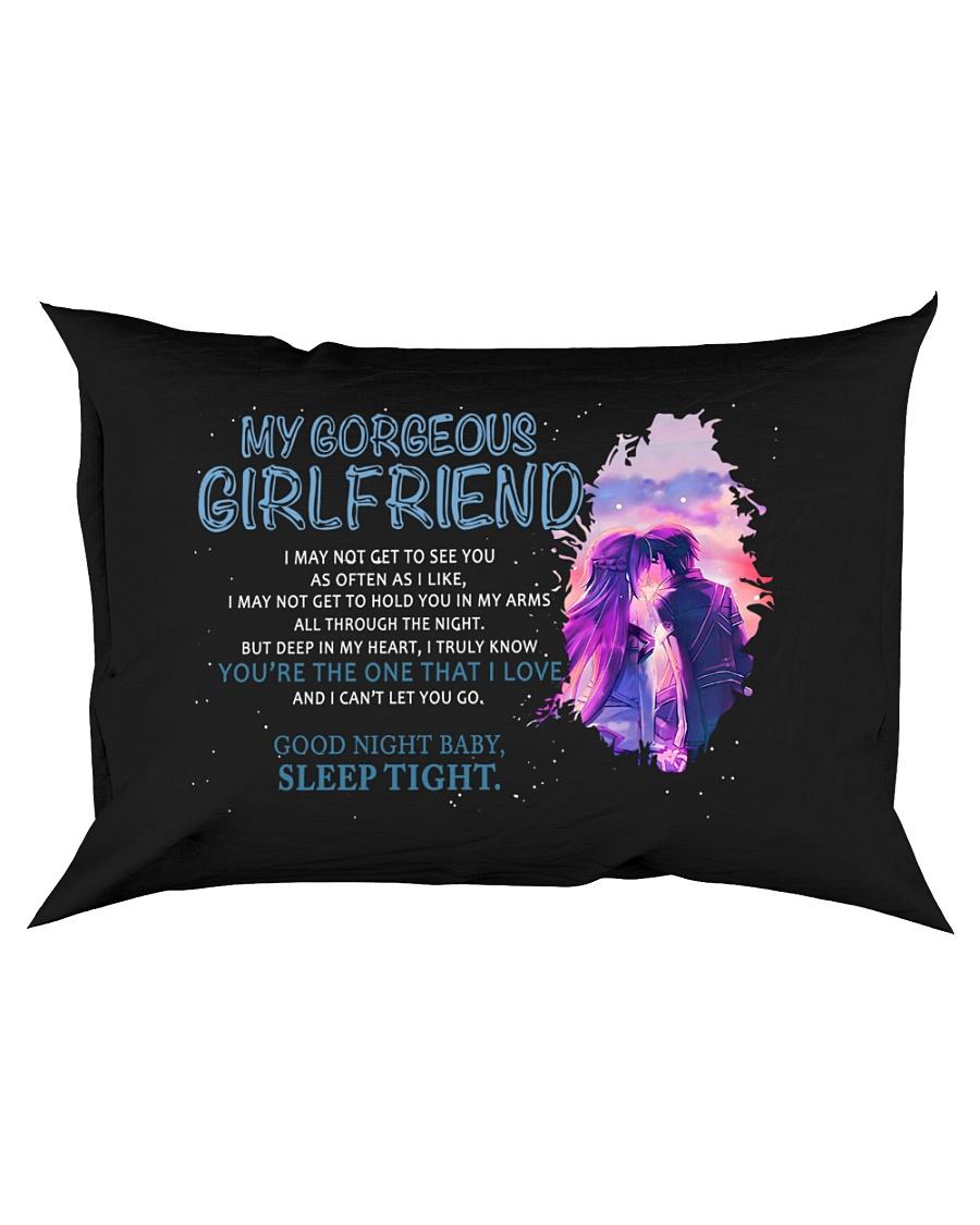 hdgdgdgdh Rectangular Pillowcase
