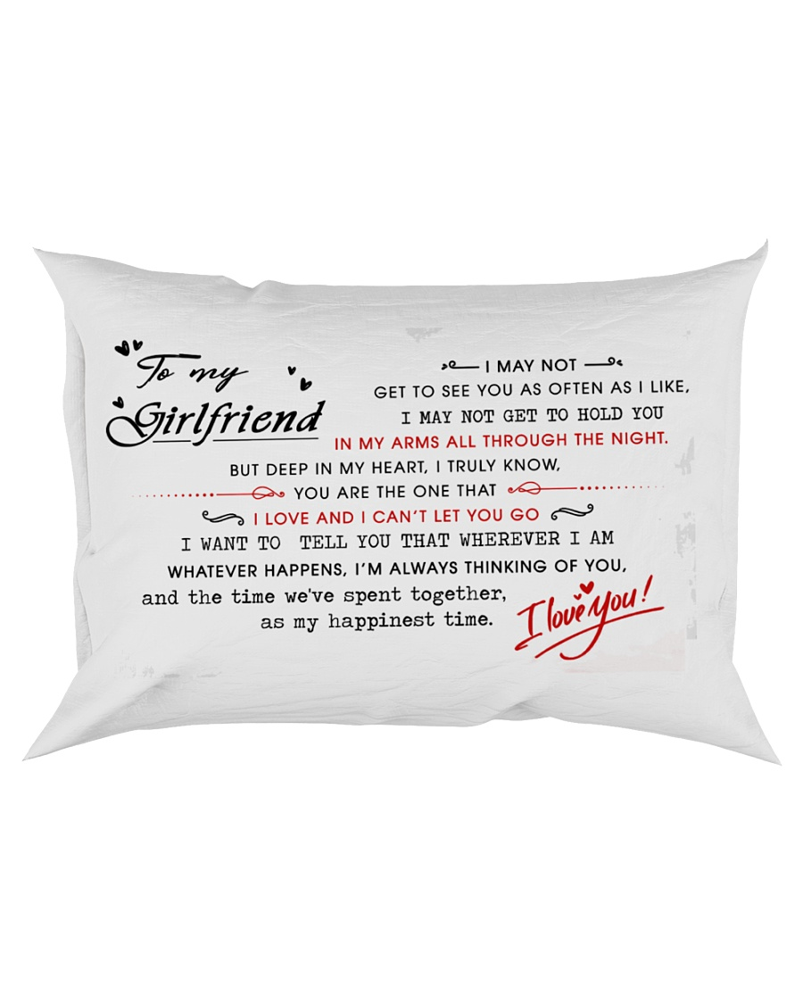 hdgded Rectangular Pillowcase