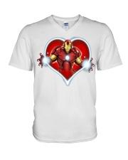 Testing item V-Neck T-Shirt thumbnail