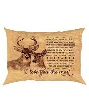 hdgd Rectangular Pillowcase back