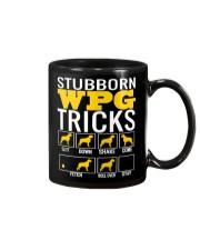 Stubborn Wirehaired Pointing Griffon Tricks WPG Mug thumbnail