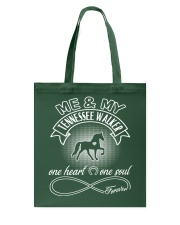 Tennessee Walker Is In My Heart And Soul Tote Bag thumbnail
