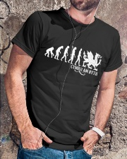 Evolution of Welsh Classic T-Shirt lifestyle-mens-crewneck-front-4