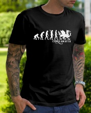 Evolution of Welsh Classic T-Shirt lifestyle-mens-crewneck-front-7