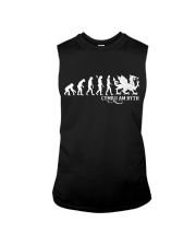 Evolution of Welsh Sleeveless Tee thumbnail