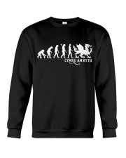 Evolution of Welsh Crewneck Sweatshirt thumbnail