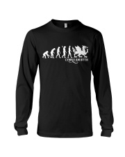 Evolution of Welsh Long Sleeve Tee thumbnail