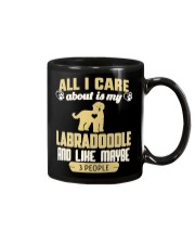 All I Care About Is My Labradoodle Mug thumbnail