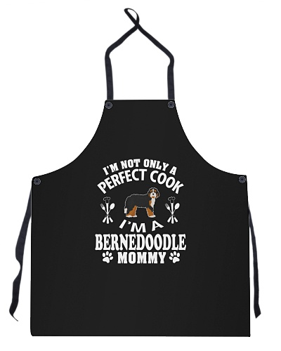 Perfect Cook And Bernedoodle Mom