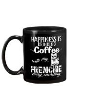 DRINK COFFEE WITH MY FRENCHIE Mug back