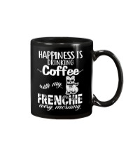 DRINK COFFEE WITH MY FRENCHIE Mug front