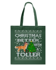 Christmas Is Better With A Toller Tote Bag thumbnail
