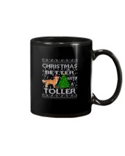 Christmas Is Better With A Toller Mug thumbnail