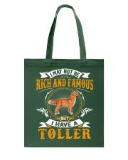 Rich And Famous WIth Toller Tote Bag thumbnail