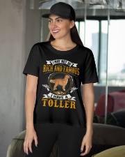 Rich And Famous WIth Toller Ladies T-Shirt apparel-ladies-t-shirt-lifestyle-front-07