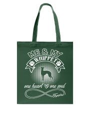 Whippet Is In My Heart And Soul Tote Bag thumbnail